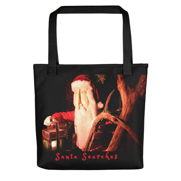 Tote bag, Santa Searches