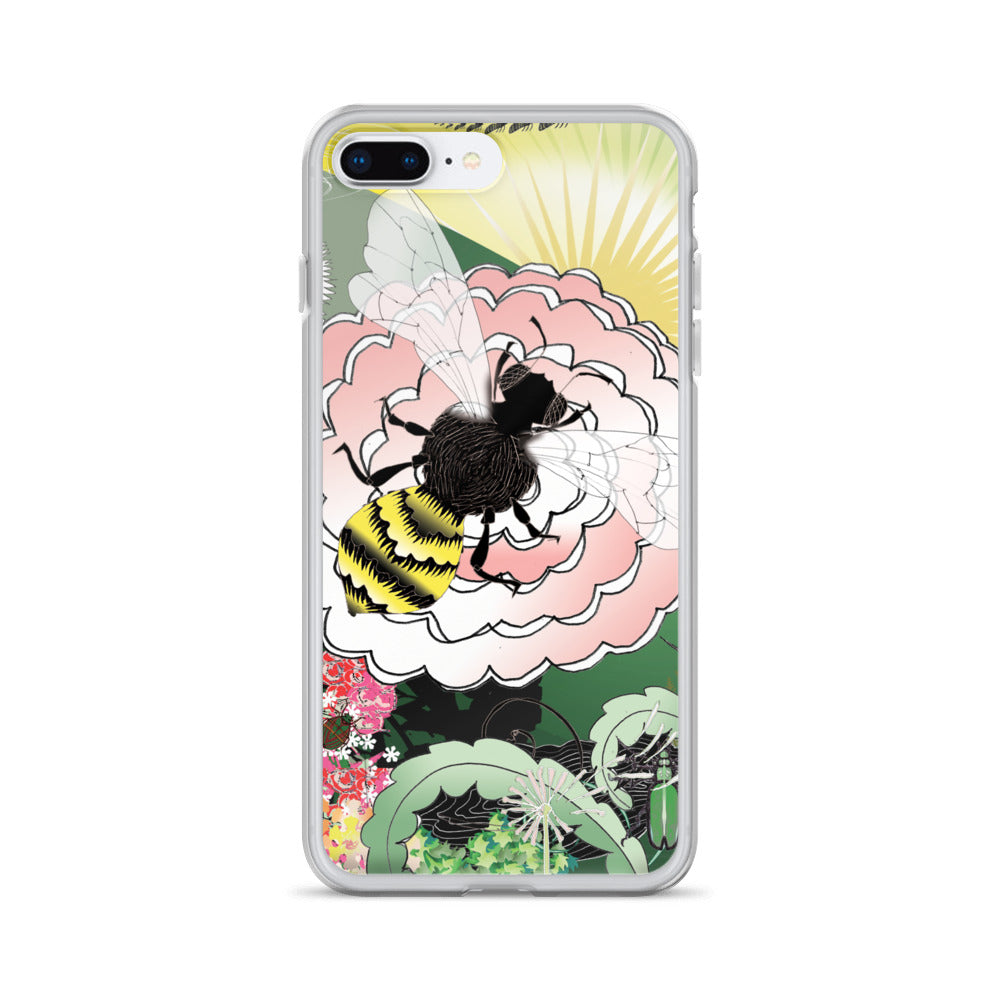 iPhone Case, Spring Bee