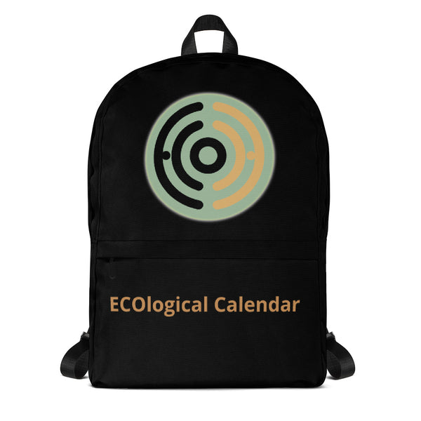 Backpack, ECOlogical Logo