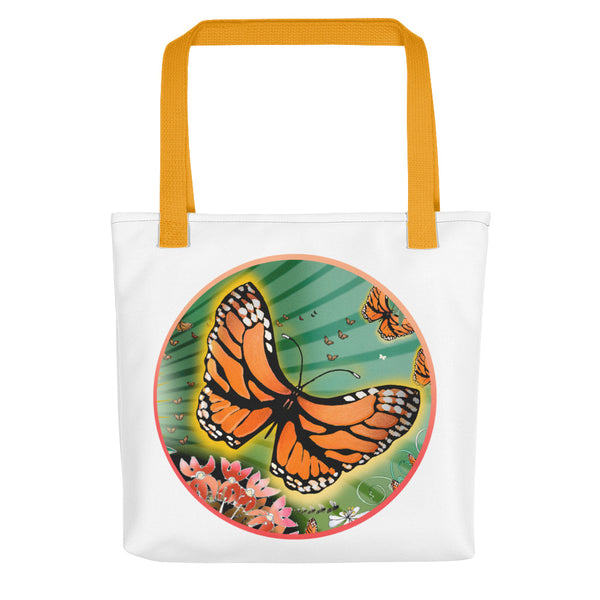 Tote bag, Summer Monarch
