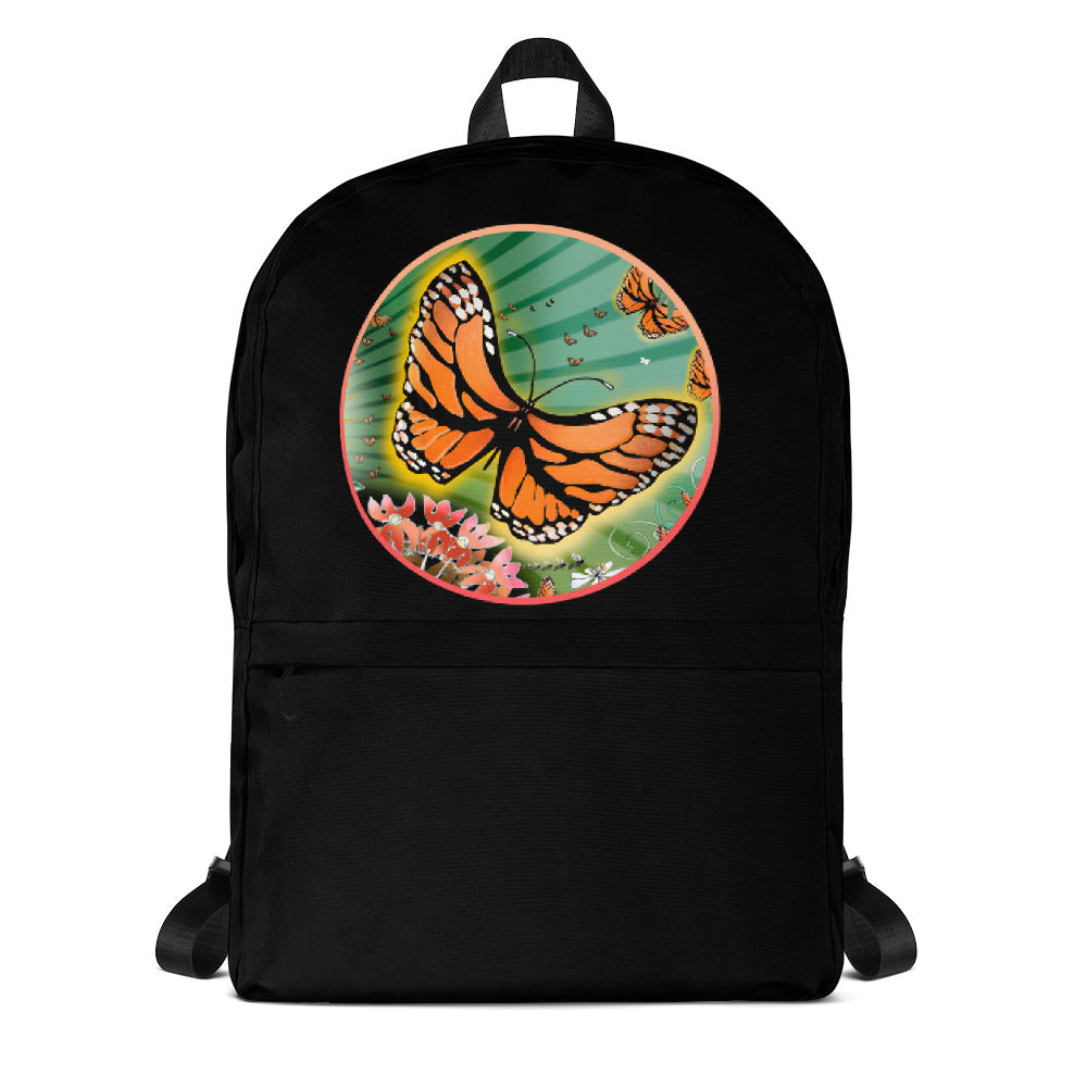 Backpack, Summer Monarch