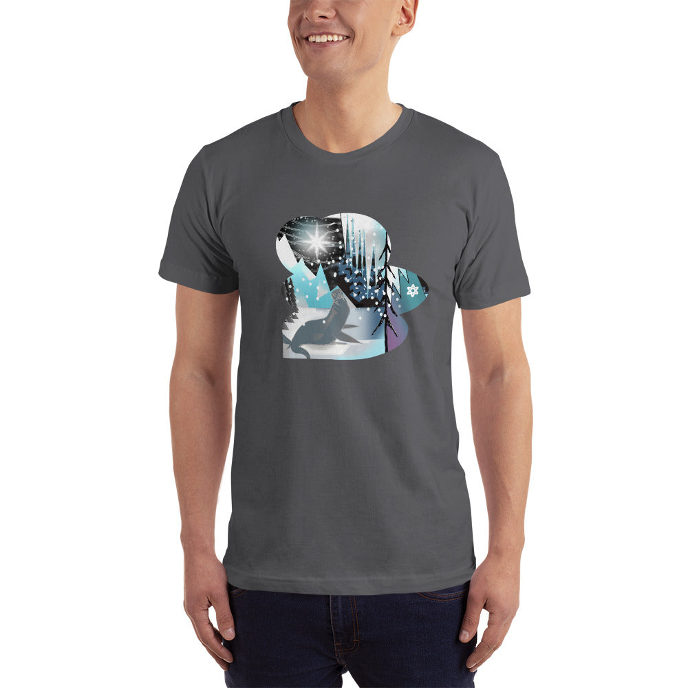 T-Shirt, Winter Seal