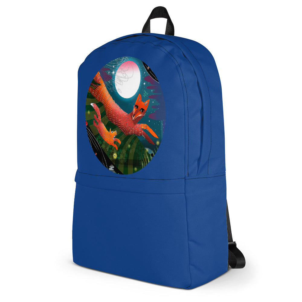 Backpack, Fall Foxes