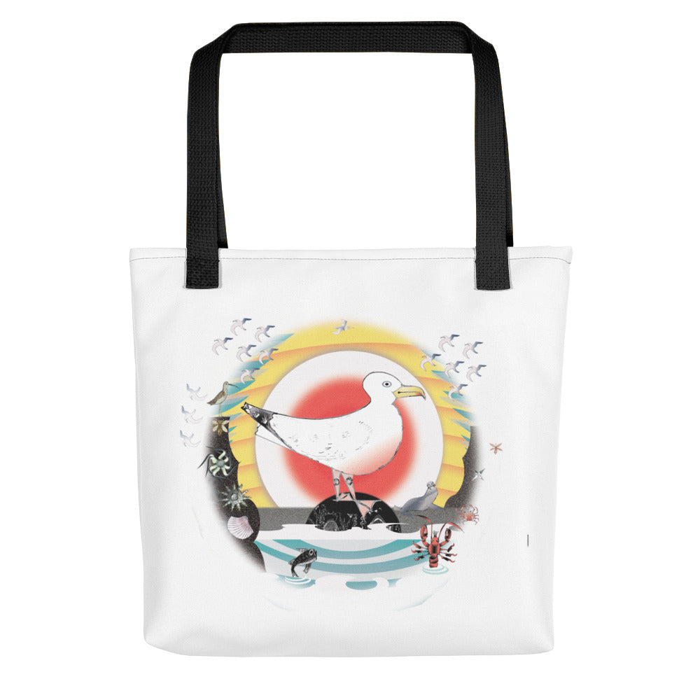 Tote bag, Summer Gull