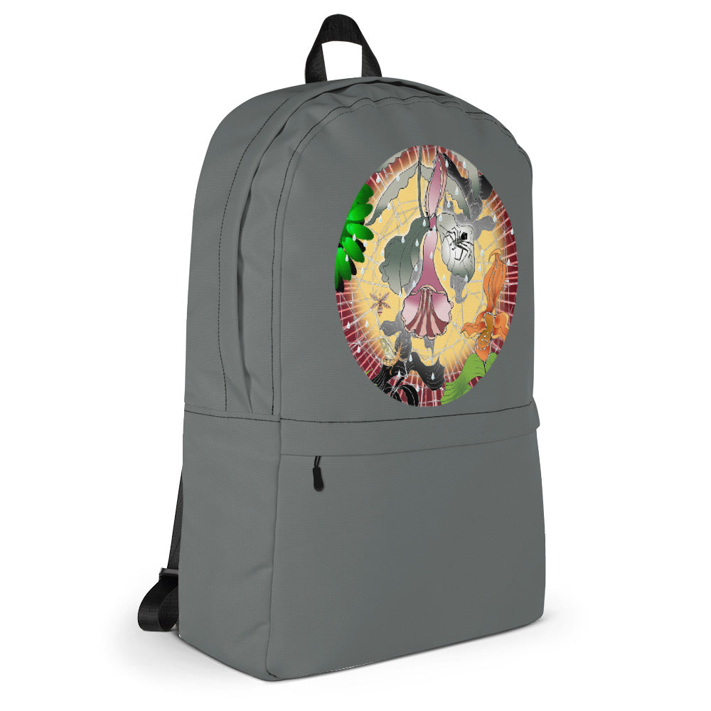 Backpack, Summer Spider