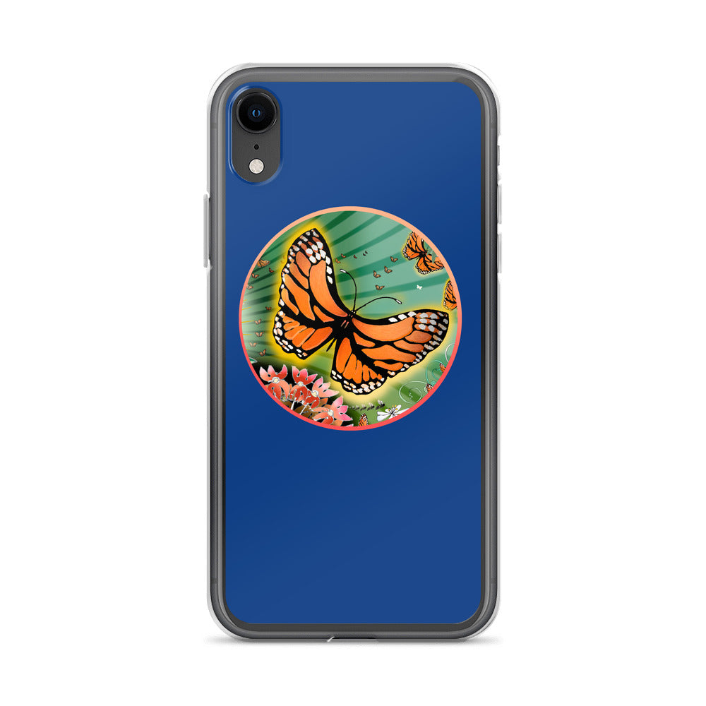 iPhone Case, Summer Monarch