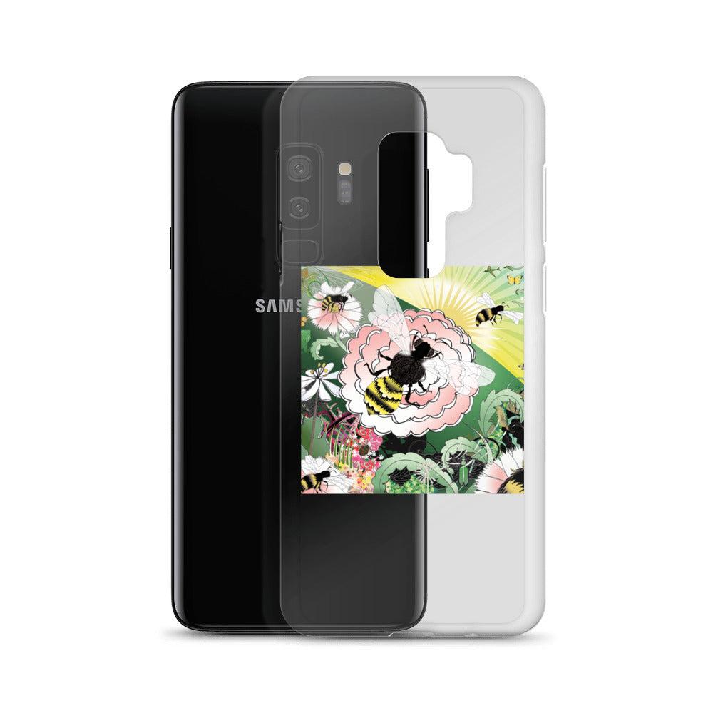 Samsung Phone Case, Spring Bee