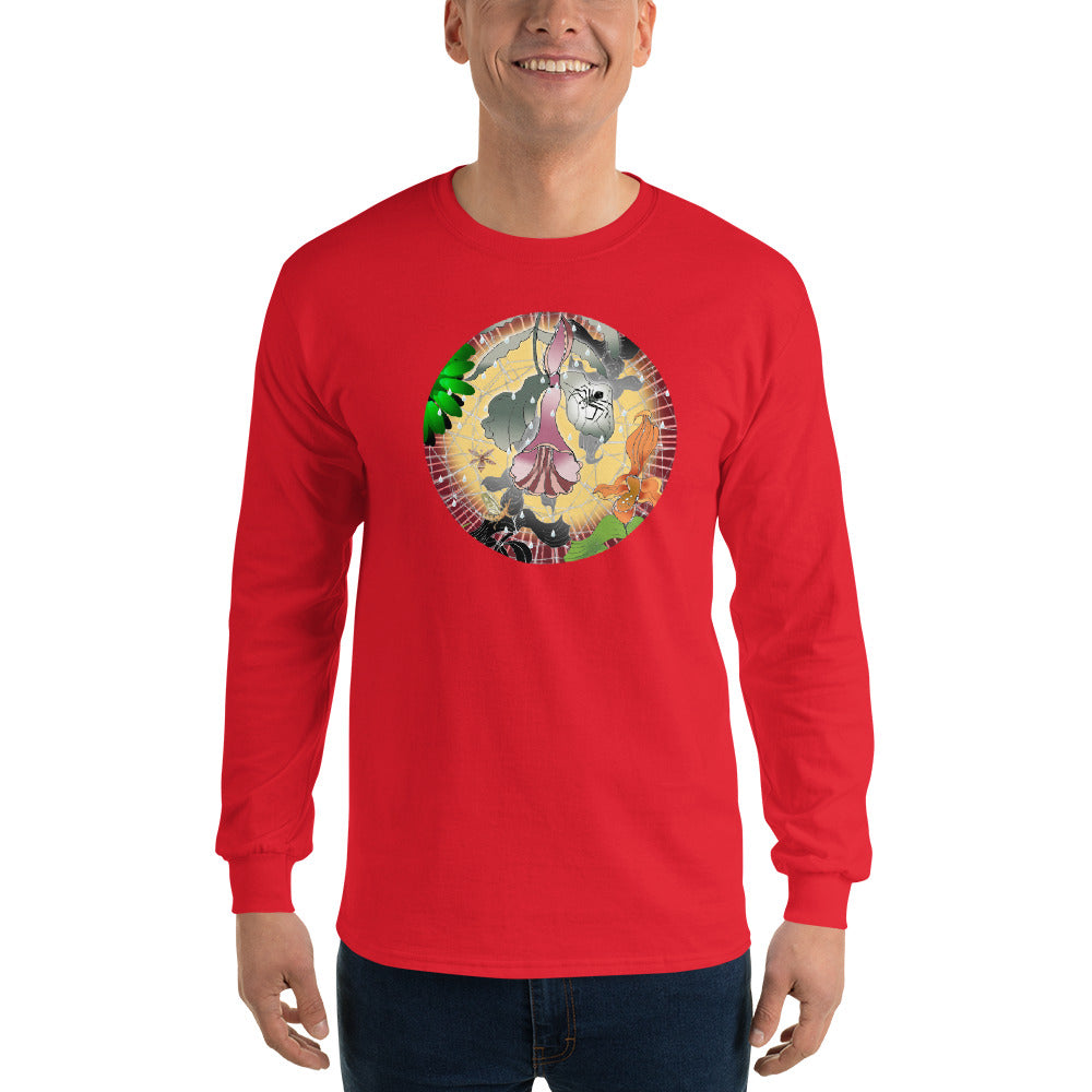 Long Sleeve T-Shirt, Summer Spider