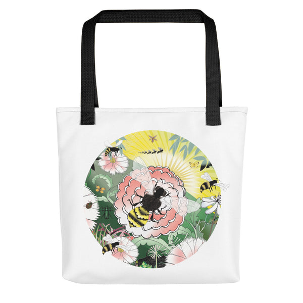 Tote bag, Spring Bee