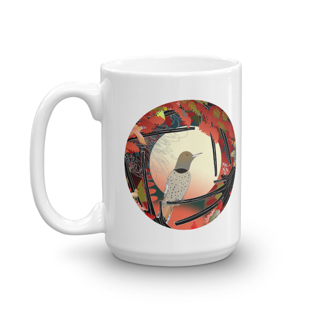 Mug, Fall Northern Flicker