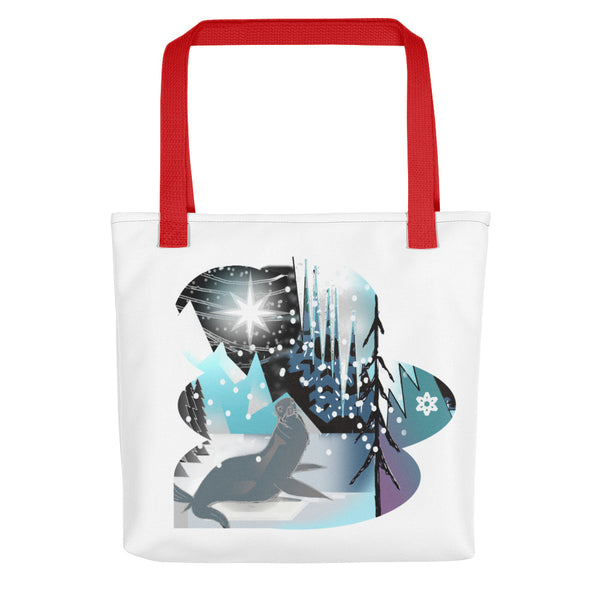 Tote bag, Winter Seal