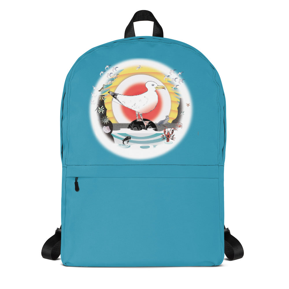 Backpack, Summer Gull