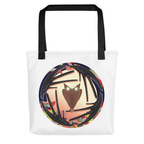 Tote bag, Autumn Owl