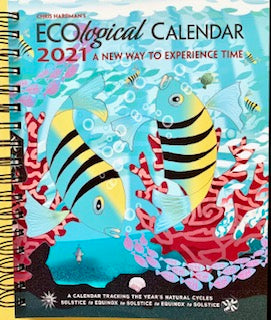 2021 ECOlogical Engagement Calendar (Sold Out) see our Commemorative Package for remaining Wall Calendars.