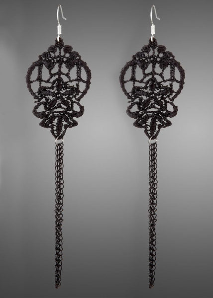Envy Me Lace Earrings
