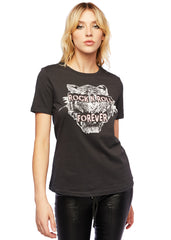 tiger rock n roll t-shirt