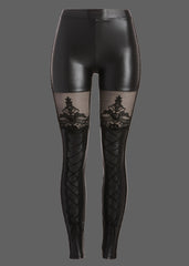 Punk Rave Macbeth Leggings