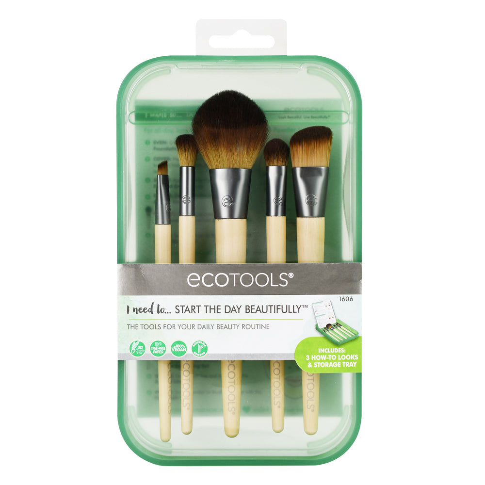 Ecotools Start The Day Beautifully 6pc Set