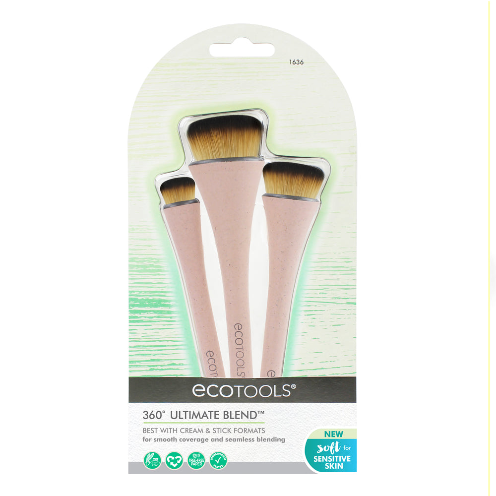Ecotools 360 Ultimate Blending 3pc Set