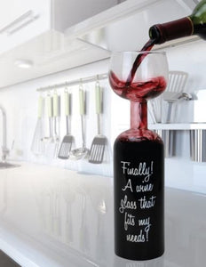 Some Great Ideas For Wine Bottle Glass Toppers