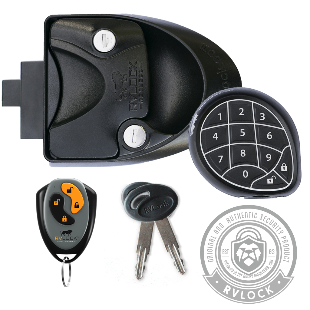 RVLock Vi3 Keyless Entry System