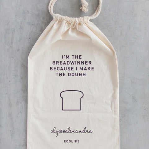 Breadwinner Bread Bag - the TM shop - Thermomix recipes, Thermomix cookbooks, Thermomix accessories