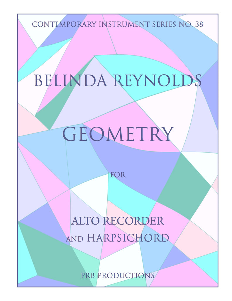GEOMETRY - Belinda Reynolds