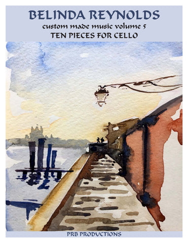 10 Pieces for Cello