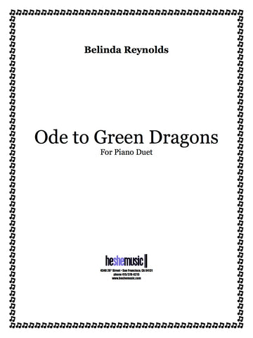 Ode to Green Dragons