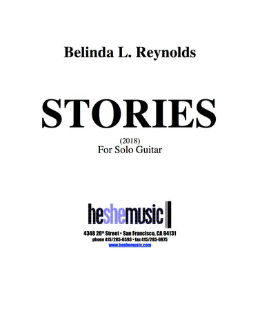 STORIES - Belinda Reynolds