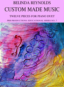 12 Pieces for Piano Duet
