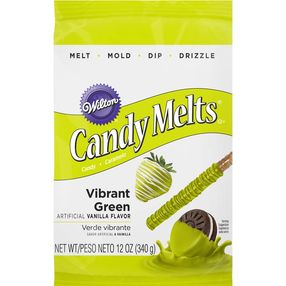 Wilton Green Candy Melts