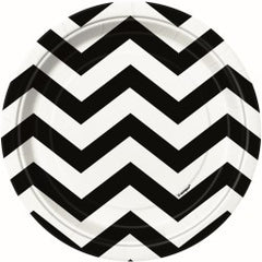 Black Chevron Small Plates