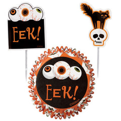 Eek! Cupcake Wrappers Kit