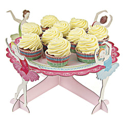 The Ballet Dancers Cake Stand