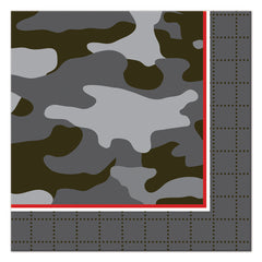 Operation Camo Small Napkins