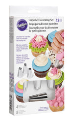 Wilton 12 pce Cupcake Decorating Set