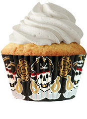 Pirate's Gold Cupcake Wrappers