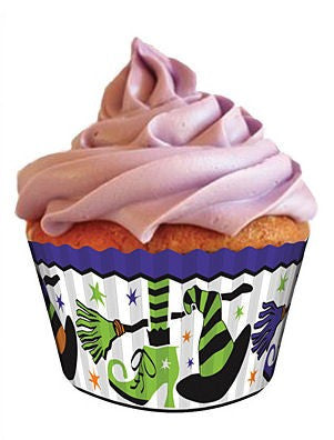 Bewitching Cupcake Wrappers