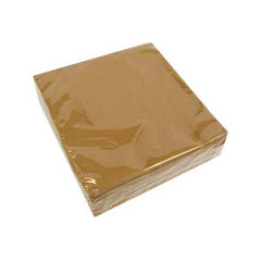 Gold Lunch Napkins