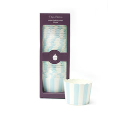 Baking Cup Powder Blue