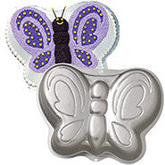 Butterfly Cake Tin Hire