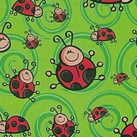 Ladybug Table Runner/Wrap