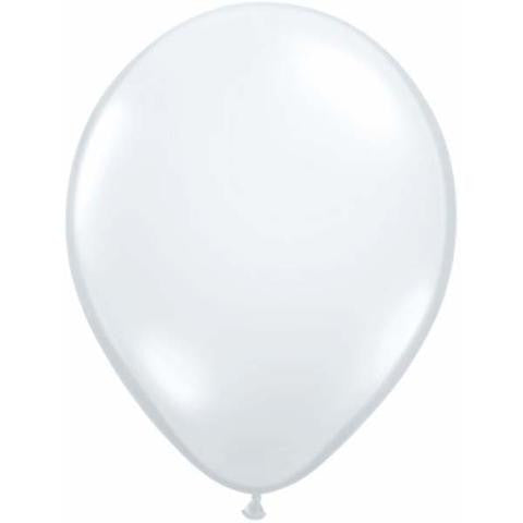 "5"" Diamond Clear Balloons"