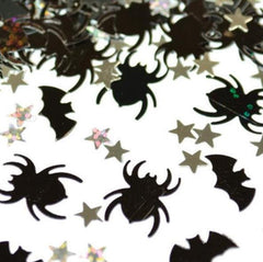 Bats & Spiders Table Scatters