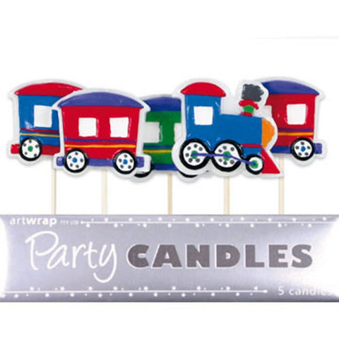 Train Candles