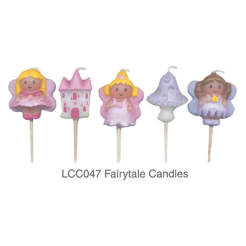 Fairytale Pick Candles