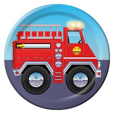 Firefighter Small Plates