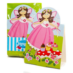 Fairy Cupcakes Invitations