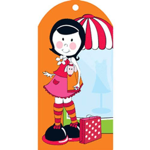 Glamour Queen Bag Tags